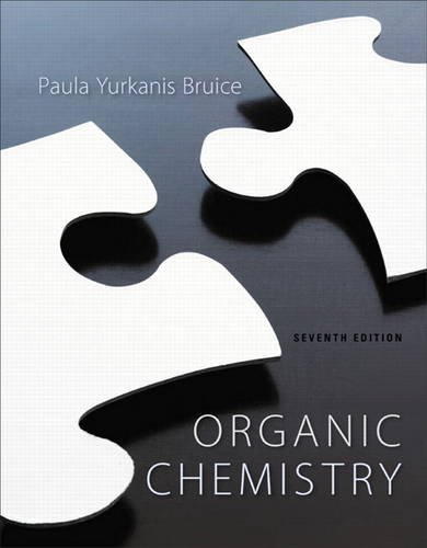 Organic Chemistry  7th 2014 edition cover