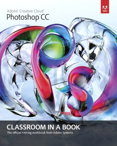 Adobe Photoshop CC Classroom in a Book   2013 edition cover
