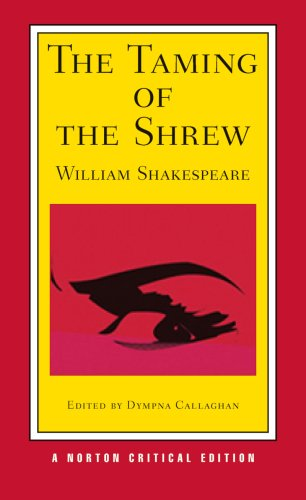 Taming of the Shrew   2008 edition cover