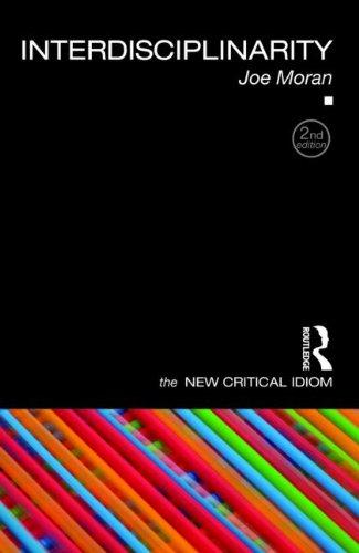 Interdisciplinarity  2nd 2010 (Revised) edition cover