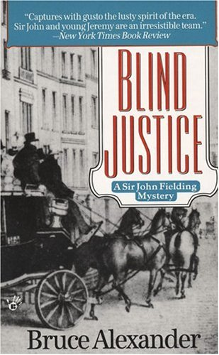 Blind Justice  N/A edition cover