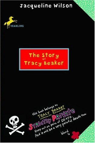 Story of Tracy Beaker   2002 edition cover