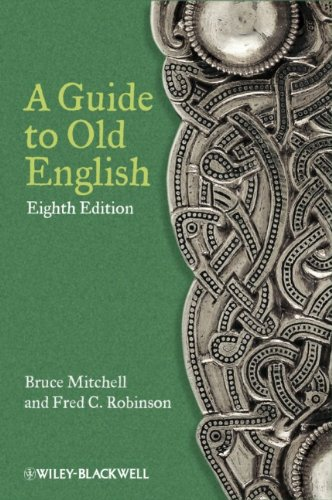 Guide to Old English  8th 2011 9780470671078 Front Cover