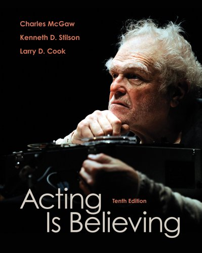 Acting Is Believing  11th 2012 edition cover