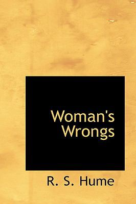 Woman's Wrongs:   2008 edition cover