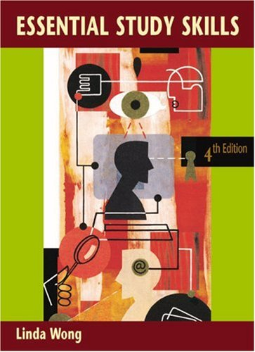 Essential Study Skills  4th 2003 9780618242078 Front Cover