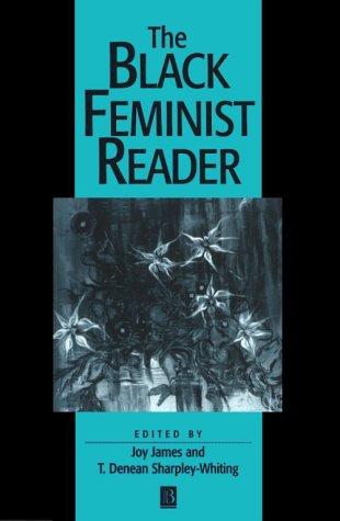 Black Feminist Reader   2000 edition cover