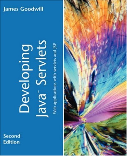 Developing Java Servlets  2nd 2001 (Revised) 9780672321078 Front Cover