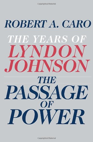 Passage of Power   2012 edition cover