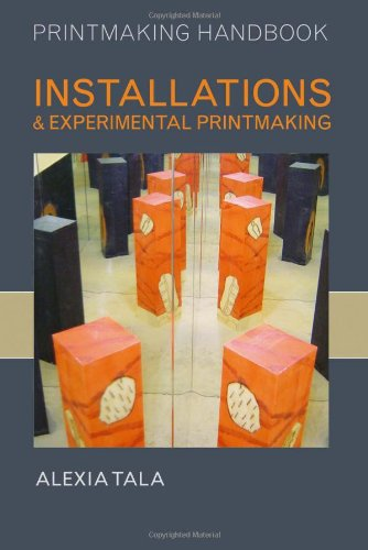Installations and Experimental Printmaking   2009 9780713688078 Front Cover