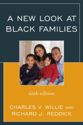 New Look at Black Families  6th 2009 edition cover