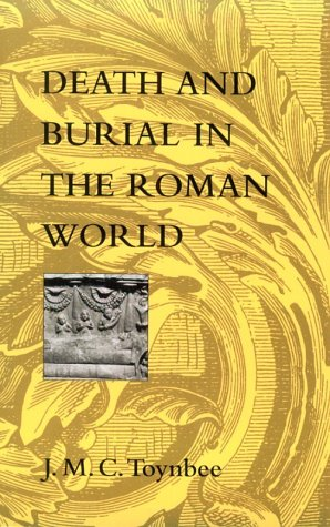 Death and Burial in the Roman World  Reprint  edition cover