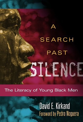 Search Past Silence The Literacy of Young Black Men N/A edition cover