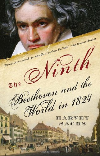 Ninth Beethoven and the World in 1824 N/A edition cover