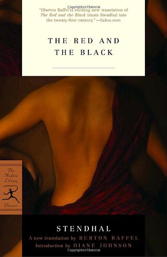 Red and the Black  Reprint edition cover