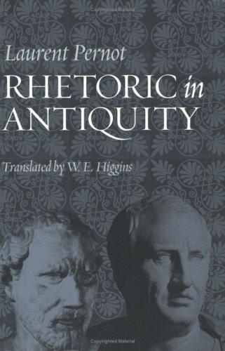Rhetoric in Antiquity   2005 edition cover