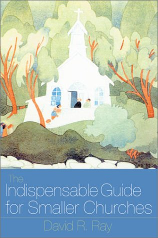 Indispensable Guide for Smaller Churches   2002 edition cover