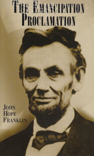 Emancipation Proclamation  3rd 1995 (Revised) edition cover