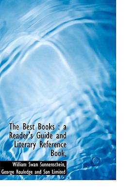Best Books : A Reader's Guide and Literary Reference Book, N/A edition cover