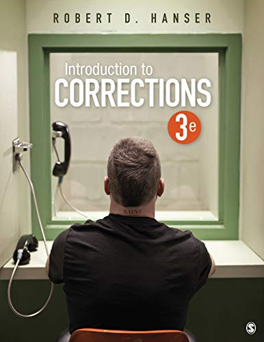 Introduction to Corrections  3rd 2020 9781544339078 Front Cover
