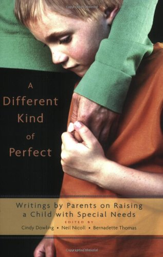 Different Kind of Perfect Writings by Parents on Raising a Child with Special Needs  2006 edition cover