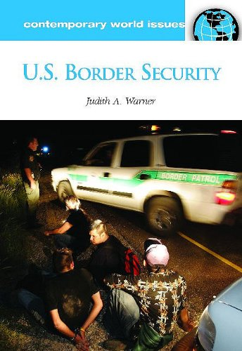 U. S. Border Security A Reference Handbook  2010 (Handbook (Instructor's)) edition cover