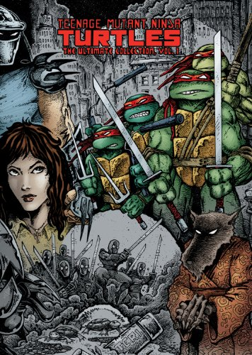 Teenage Mutant Ninja Turtles   2012 edition cover