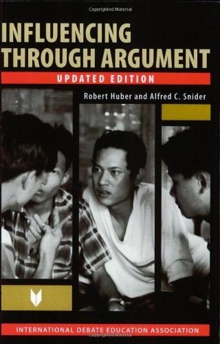Influencing Through Argument   2005 edition cover