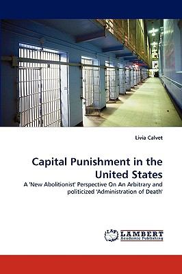 Capital Punishment in the United States N/A 9783838355078 Front Cover