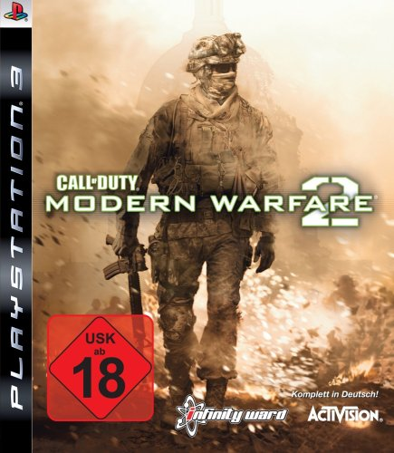 Call of Duty: Modern Warfare 2 (Deutsch) PlayStation 3 artwork