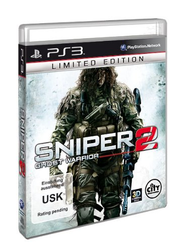Sniper: Ghost Warrior 2 - Limited Edition (100% uncut) PlayStation 3 artwork