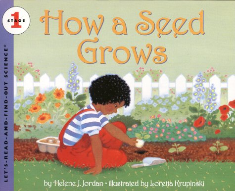 How a Seed Grows  Revised edition cover