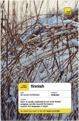 Complete Finnish  3rd 2005 9780071451079 Front Cover