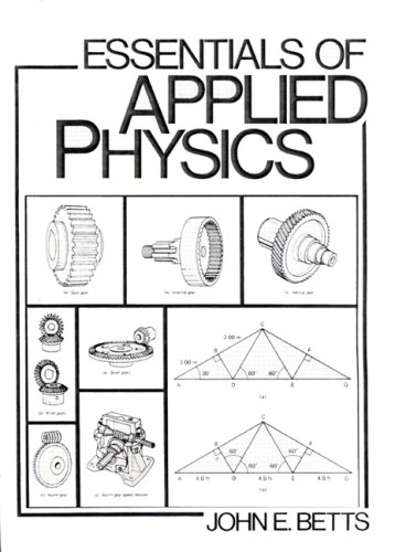 Essentials of Applied Physics  1st 1989 9780132844079 Front Cover