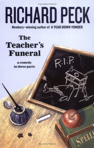 Teacher's Funeral  Reprint  edition cover