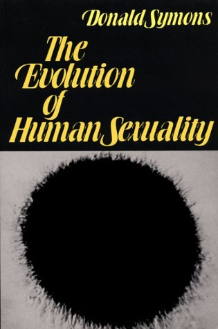 Evolution of Human Sexuality  N/A 9780195029079 Front Cover
