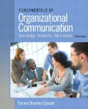 Fundamentals of Organizational Communication  9th 2015 edition cover