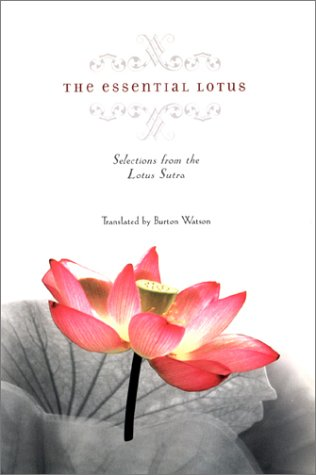 Essential Lotus Selections from the Lotus Sutra  2001 edition cover