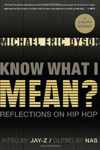 Know What I Mean? Reflections on Hip-Hop  2010 edition cover