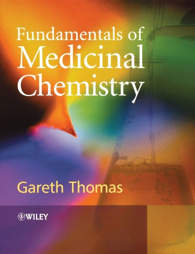 Fundamentals of Medicinal Chemistry   2003 edition cover