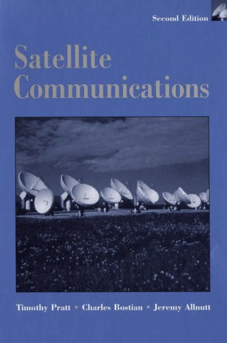 Satellite Communications  2nd 2003 (Revised) edition cover
