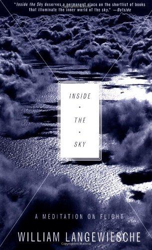 Inside the Sky A Meditation on Flight N/A edition cover