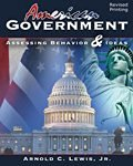 American Government Assessing Behavior and Ideas Revised  9780757580079 Front Cover