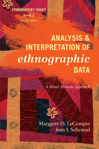 Analysis and Interpretation of Ethnographic Data A Mixed Methods Approach 2nd 2012 edition cover