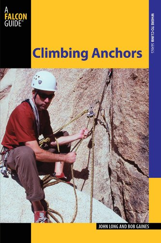 Climbing Anchors  3rd (Revised) edition cover