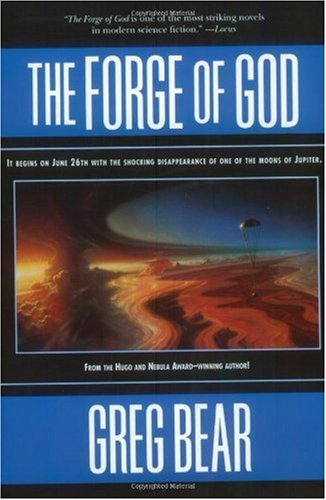 Forge of God  N/A edition cover