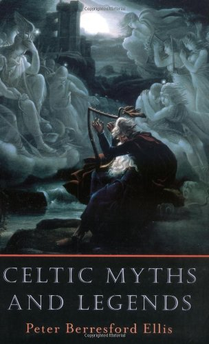 Celtic Myths and Legends   2002 edition cover
