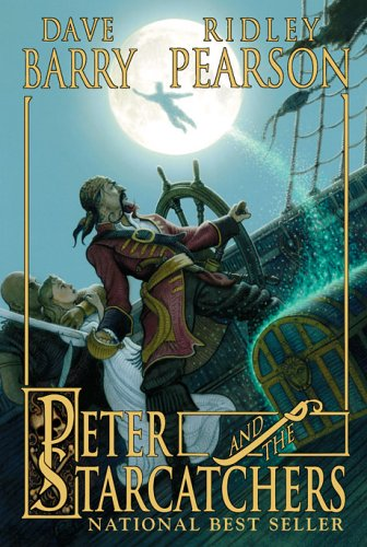 Peter and the Starcatchers  Revised edition cover