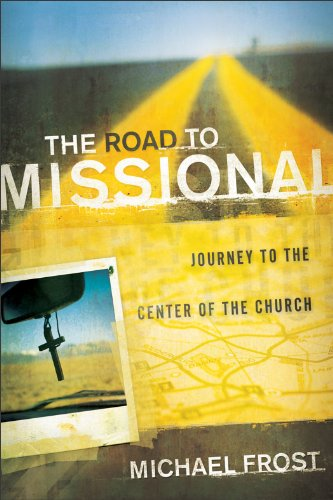 Road to Missional Journey to the Center of the Church  2011 edition cover