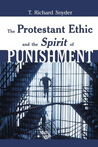 Protestant Ethic and the Spirit of Punishment   2001 edition cover